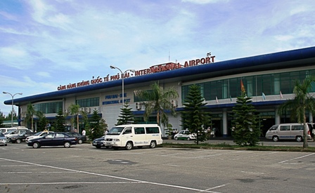 Phu Bai Airpot