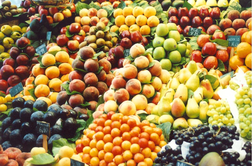 Participate in the Southern Fruit Festival 2014 in early June