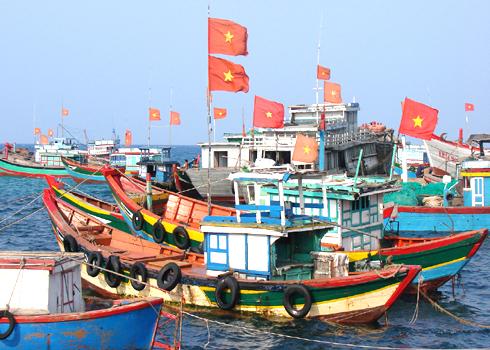 Activities to celebrate World Environment Day, Vietnam Sea