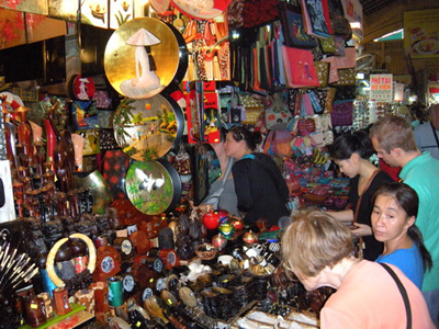 Vietnam shop handicraft,