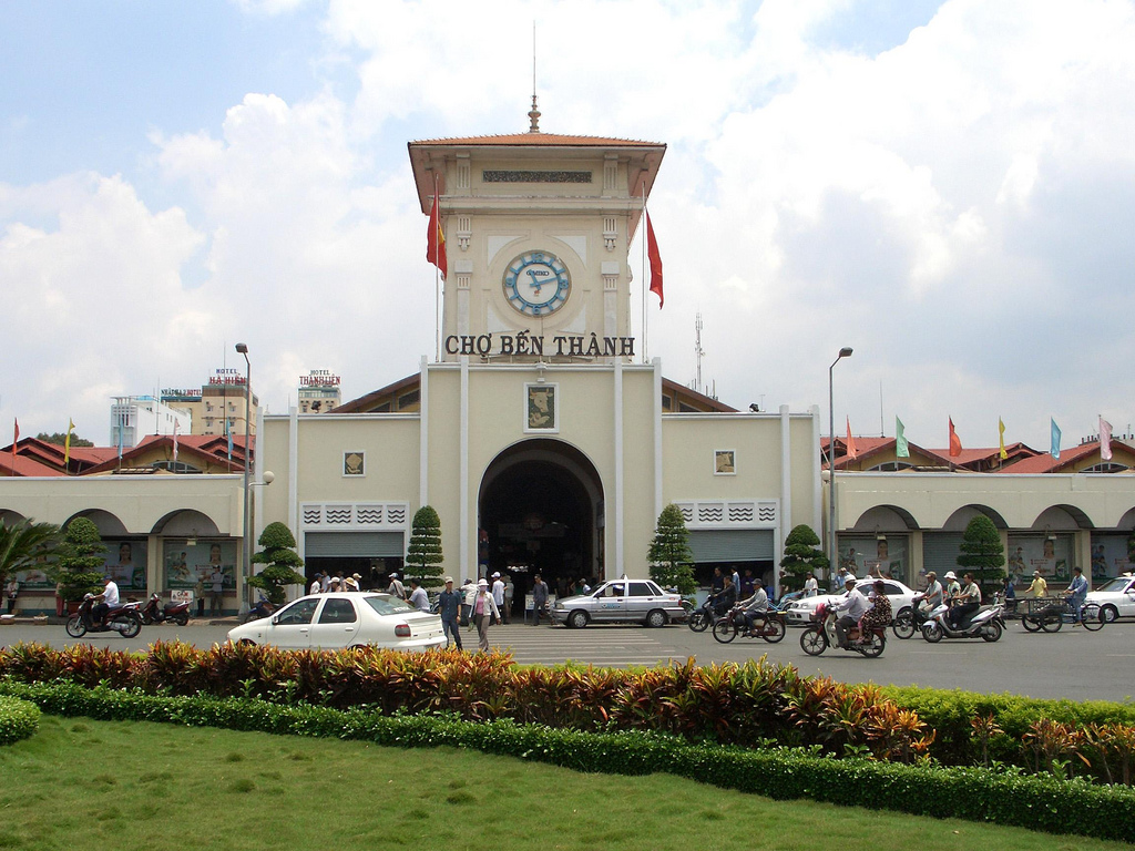 Interesting shopping centers in Ho Chi Minh City