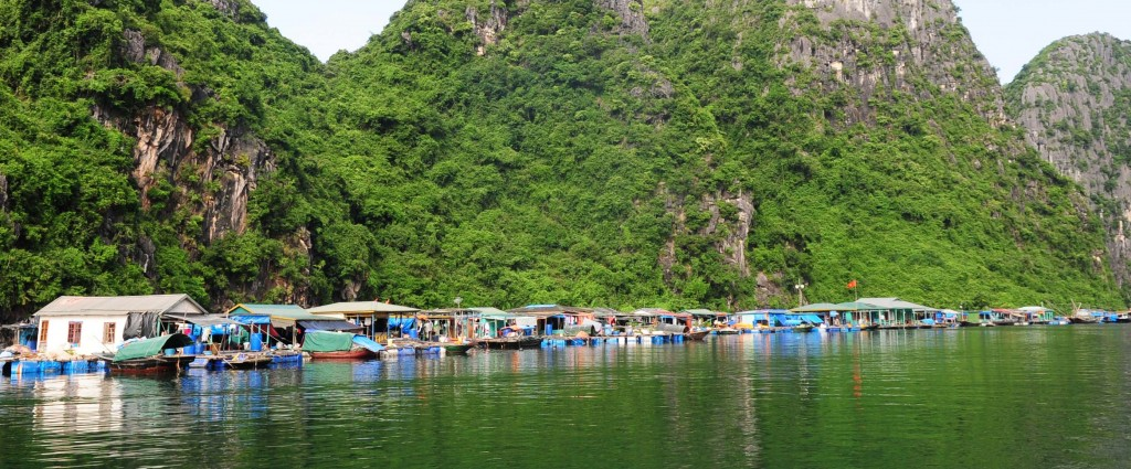 Visiting the world's most beautiful fishing village