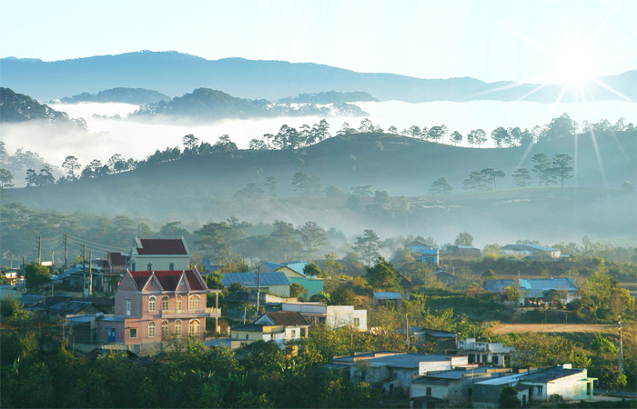 Da Lat will hold Winter Festival in Christmas
