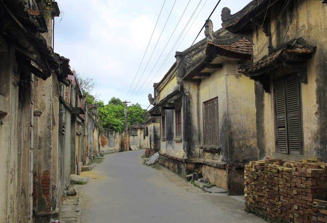 Visiting Cuu Village – the place to keep countrified beauty of Vietnam