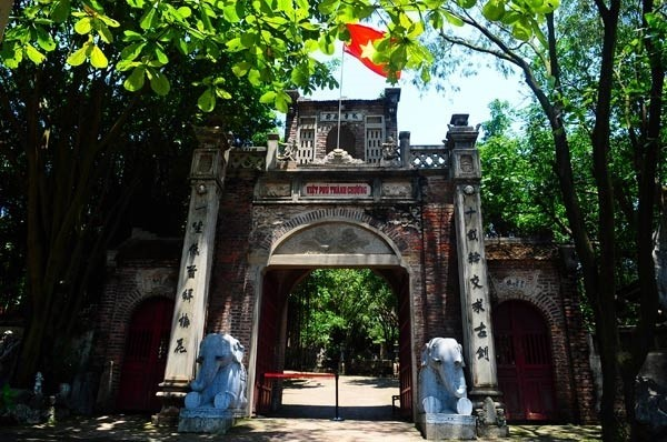 Thanh Chuong Viet Place, Thanh Chuong Viet Palace – the image of Vietnam in the past
