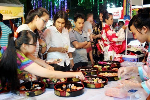 Ho Chi Minh City launched International Food Festival