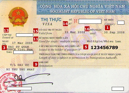 New Vietnam e-visa by Jan 2017